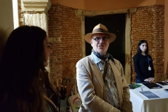 Philip-at-Opening-Venice-Design-Sarco-Presentation