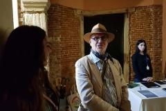 Philip-at-Opening-Venice-Design-Sarco-Presentation