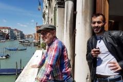 Venice-Design-Philip-Matteo-on-balcony