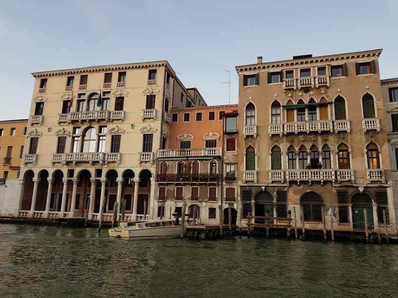 Sarco in Venice – The Gallery