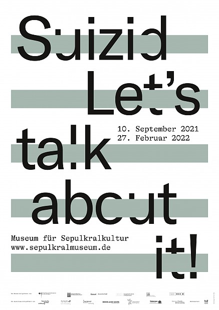 Sarco to open in Suizid Let's Talk about it Exhibition in Kassel DE