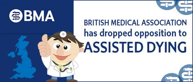 BMA Drops Opposition to physician-assisted dying
